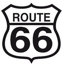 Route 66 Vinyl Decal Sticker