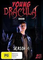Young Dracula - Season 4 DVD [New/Sealed]
