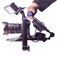 DSLR Handy Rig Shoulder Mount Steady Support Stabilizer Kit FOR DV Video Camera