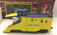 MTH ELECTRIC TRAINS LONG ISLAND SNOW PLOW 20-98235 NEW IN BOX FREE SHIPPING!