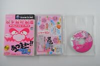 Complete Made in Wario Japanese Nintendo GameCube GC NTSC-J