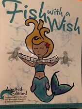 Fish With A Wish release pack mermaid children's book