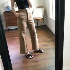 Rachel Comey Clean Legion High Waisted Cropped Jeans Size 2 XS