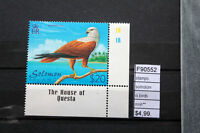 STAMPS SOLOMON ISLAND BIRDS MNH** (F90552)
