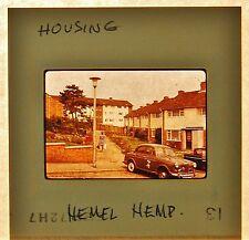 Lot of 3 Kodachrome 35mm Color Slides Mother Children Baby Hemel Hempstead U.K.