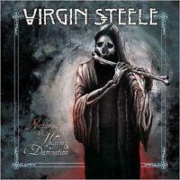 VIRGIN STEELE - Nocturnes Of Hellfire & Damnation  (2-LP - BLUE)