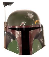Boba Fett Mask Classic Adult Star Wars Bounty Hunter Halloween