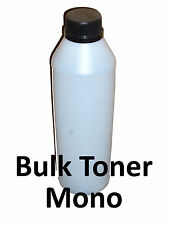 Bulk Toner Powder for Mono HP Printers - 500g - C7115A, Q2624A + More
