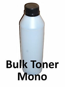 Bulk Toner Powder for Mono Brother Printers - 500g - HL2140, HL1030 TN2000 TN750