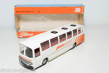 TEKNO 950 MERCEDES BENZ 0302 BUS COACH ARKE REIZEN NEAR MINT BOXED RARE SELTEN