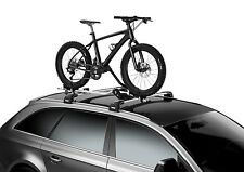 Thule 598 Pro-Ride Bike Cycle Carrier Roof Rack Mounted for FAT BIKES