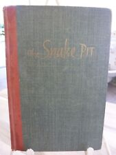 THE SNAKE PIT Antiquarian  1946 Insanity Asylum Psychiatric