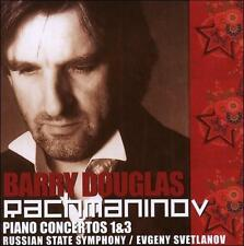 Barry Douglas # Rachmaninov Piano Concertos 1 & 3 (Sony BMG) CD