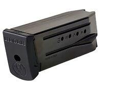 Ruger 90369 Mag for SR9C 9mm 10 rd Black Finish w/ extended floorplate