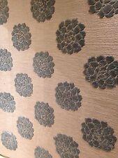 Beautiful  oriental  5'x8' area rug blue & beige loop & pile wool/silk poney new