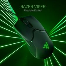 RAZER VIPER Maus USB Optisch 16000 DPI rechts