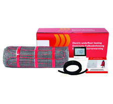 4.0m2 Klima Electric Under Floor Heating Mat Kit with Wifi Thermostat 150w/m2