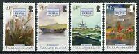 Falkland Islands Ships Stamps 2017 MNH Falklands Journal 50th Anniv Boats 4v Set