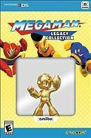 Mega Man Legacy Collection: Collector's Edition (Nintendo 3DS, 2016)