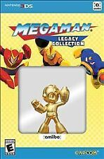 Rare NIB Mega Man Legacy Collection: Collector's Edition (Nintendo 3DS, 2016)
