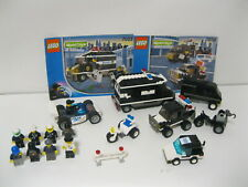 LEGO 7032 & 7033 sets plus extra figures