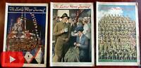Ladies Home Journal 1918-19 Complete issues many great color ads advertising