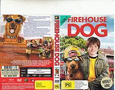Firehouse Dog-2007-Josh Hutcherson-Movie-DVD