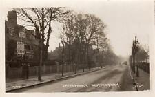 South Parade Bedford Park Chiswick unused RP old PC Johns Good