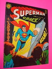 SUPERMAN Mondadori ALBI DEL FALCO  n. 589 originale BELLO