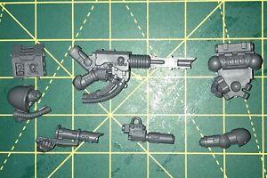 Devastator Squad Lascannon Bits Warhammer 40k Space Marines