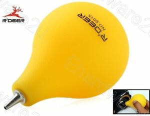 Rubber Air Blower Hand Pump Dust Cleaner (Ball Shape) (RD9015)