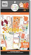 The Happy Planner Planner Stickers, Fall, 514
