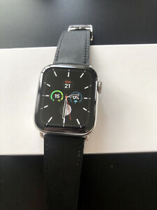 Apple Watch Series 5 44mm Cellular Stainless Steel