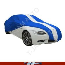 Show Car Cover Blue Indoor Ford Mustang Fleece Lining