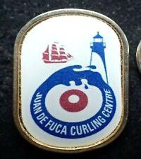 Curling Pin - Juan De Fuca Curling Centre Pin