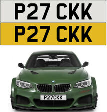 PR*CK RUDE CHEEKY FUNNY NAUGHTY GT M3 M4 AMG GTR BMW AUDI PRIVATE NUMBER PLATE