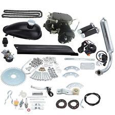 2 Stroke 50cc Cycle Motor Kit Motorized Bike Petrol Gas Bicycle Engine Black