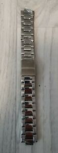 AUTHENTIC OFFICIAL GENUINE CASIO STAINLESS STEEL WATCH BRACELET STRAP CLASP BAND