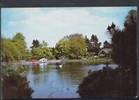 Sussex Postcard - The Pond, Storrington    T562