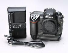 NIKON D2XS 12.4MP DIGITAL SLR DSLR CAMERA BODY ONLY - 29K CLICKS - #6010549
