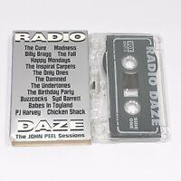 THE JOHN PEEL SESSIONS RADIO DAZE 1992 CASSETTE TAPE ALBUM CURE MADNESS PJ FALL