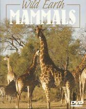 Wild Earth Series Mammals Of The Desert And Plains Giraffe Elephant Nature Dvd