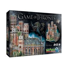 Wrebbit 3D Puzzle - Game Of Thrones: The Red Keep