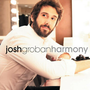 Josh Groban - Harmony (CD) Digipak Brand New & Sealed