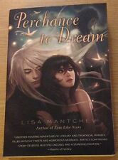 PERCHANCE TO DREAM Lisa Mantchev Book (Paperback) NEW