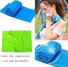 Cold Sensation Beach Towel Drying Travel Sports Swiming Bath Towel Yoga Mat New