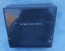 PATTI SMITH - THE PATTI SMITH MASTERS : THE COLLECTIVE WORKS US CD BOX (SEALED)