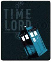 """Doctor Who Throw Blanket - """"Dizzy Frizzy"""" Tardis Blanket 50 X 60"""