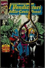 MARVEL EXTRA n° 11 - I VENDICATORI (Marvel Italia, 1995)