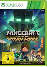 Microsoft XBOX 360 Spiel ***** Minecraft Story Mode - Season 2 **********NEU*NEW